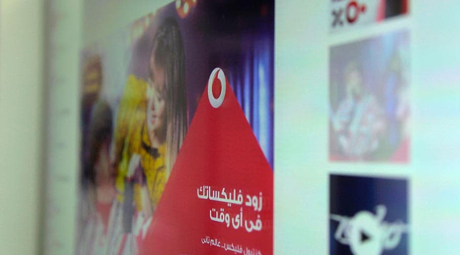 Vodafone-Egypt