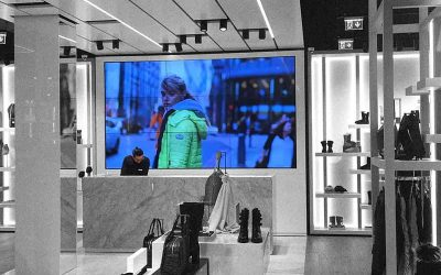 Immediad Deliver New Installation To High End Fashion Retailer IN Zagreb, Croatia